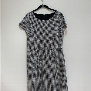 Beautiful textured dress